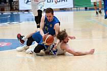 BOJOVNOST. To by měla být opět hlavní zbraň děčínských basketbalistů.