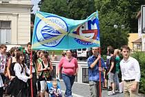 Česká Kamenice: Protest proti slučování