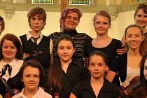 Radka Kulhánková je učitelkou houslí na Základní umělecké škole v Děčíně.