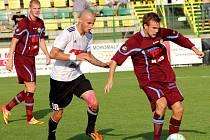 BEZ BODU. Varnsdorf prohrál na hřišti HFK Olomouc 2:3.