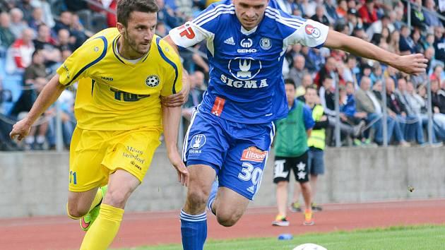 NAPOSLEDY se Varnsdorf setkal s A týmem Olomouc na konci května 2015. Tehdy se zrodila remíza 0:0.