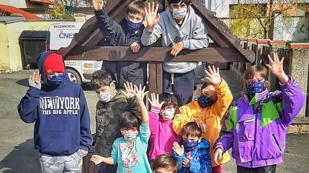 Grantová výzva podpoří dětské domovy.