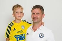 Zbyněk Přibyl - sekretář FK Varnsdorf.