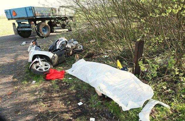 Ke smrtelné dopravní nehodě došlo ve Valkeřicích na Děčínsku