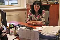 Monika Hladíková, starostka Kytlic.