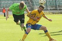 KONEČNĚ! Varnsdorf zvládl derby, v Mostě vyhrál 2:0.