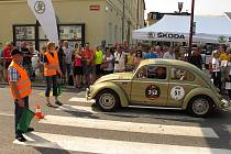 Rallye Sachsen Classic 2015