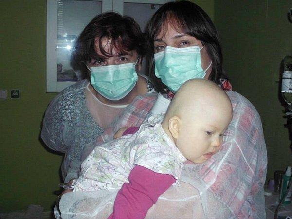Těžce nemocná Věruška potřebuje podpořit.