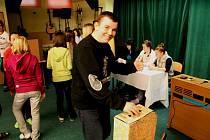 Děti Na Stráni poprvé volily do školního parlamentu.