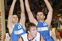 Druhou část moravské mise v Opavě děčínští basketbalisté zvládli.