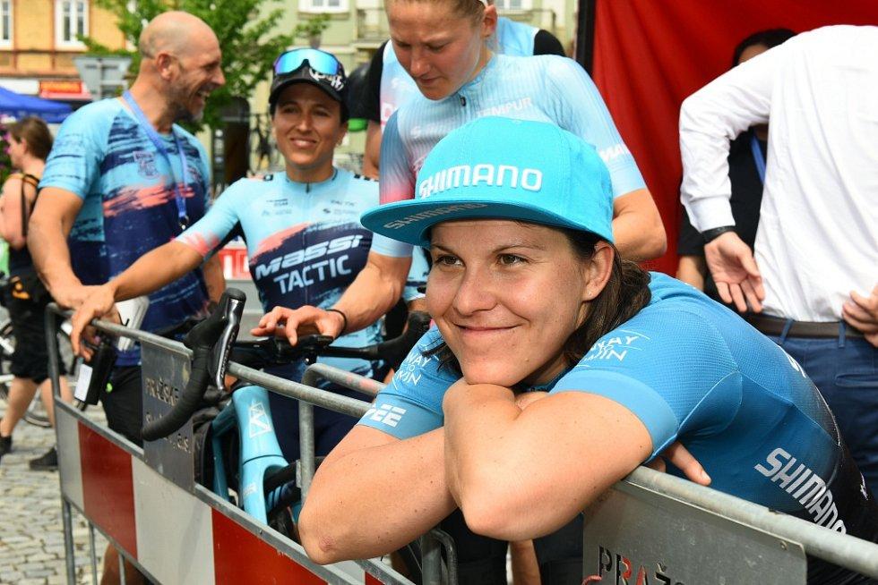 Tour de Feminin skončila nedělní etapou.