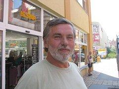 Josef  Neuberg: Auto jsem měl vždycky v garáži, to byla asi nejlepší ochrana proti zlodějům.