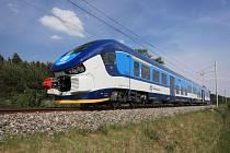 REGIOSHARK. Moderní design a vzdušný interiér. To jsou silné stránky nové vlakové soupravy RegioShark.
