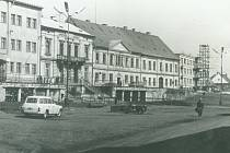 Historické foto Verneřic.