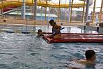 Aquapark v Děčíně. Ilustrační fotografie.