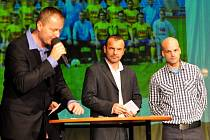 Sportovec roku 2012 ve Varnsdorfu.