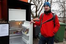 Běžec z Varnsdorfu běží skrz republiku kvůli plýtvání jídlem.