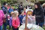 Akce pro děti v Zoo Děčín. Ilustrační foto.