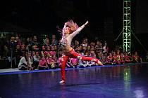 Své síly v disco a street dance poměří na dva tisíce soutěžících z celého světa.