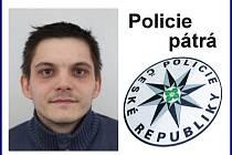Pohřešovaný Michal Kapusta.