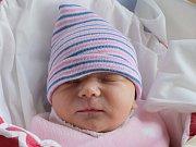 Eliška Šedivá se narodila Veronice Šedivé ze Šluknova 27. prosince ve 13.01. Měřila 48 cm a vážila 2,93 kg.
