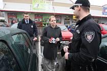 Policisté a strážníci chtějí kapsářům udělat chudé Vánoce