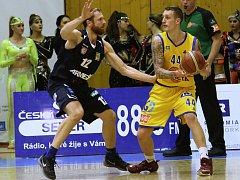 DERBY. Děčínští basketbalisté hrají pohár v Ústí nad Labem.