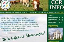 Nové číslo magazínu CCR Info.