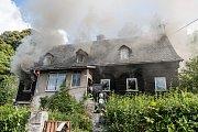 K tragické události došlo v Jiříkově.