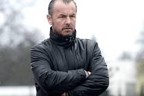 ZDENKO FRŤALA - trenér FK Varnsdorf.