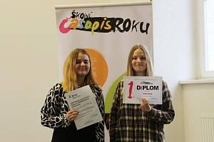 Školní časopis YNTRÁK je nejlepším středoškolským časopisem roku 2019