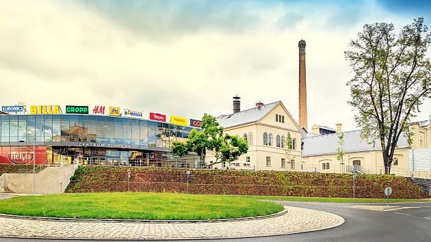 Centrum Pivovar Děčín.
