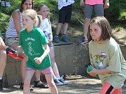 Více než dvě stovky dětí se zúčastnily Olympiády mateřských škol a školních družin v Děčíně.