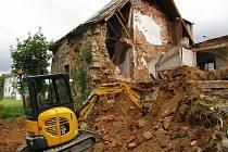 Šluknovská radnice pokračuje s opravami v historické budově sladovny, poslední části šluknovského pivovaru.