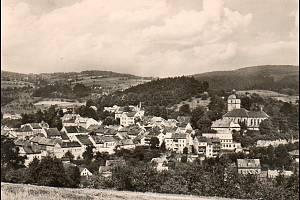 Poznejte, jaké město je na historickém snímku.