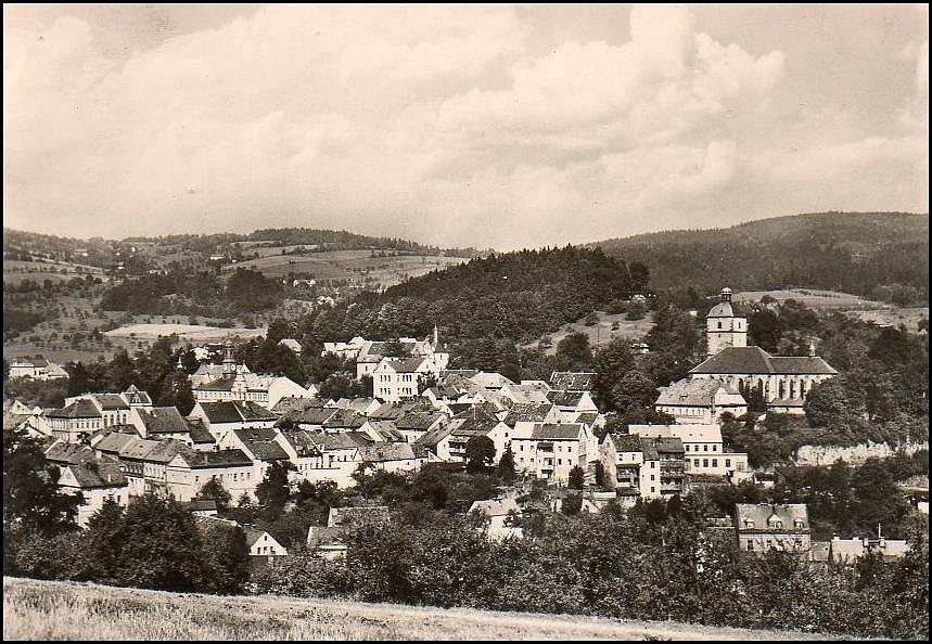 Poznejte, jaké město je na historickém snímku