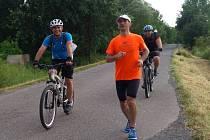 PARÁDNÍ VÝKON. Tři závody Ironman ve třech dnech.