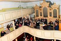 Rybova mše rozezněla kostel v Lipové.