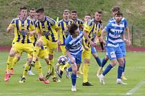 Druhá liga se opět může těšit na derby mezi Varnsdorfem a ústeckou Armou.