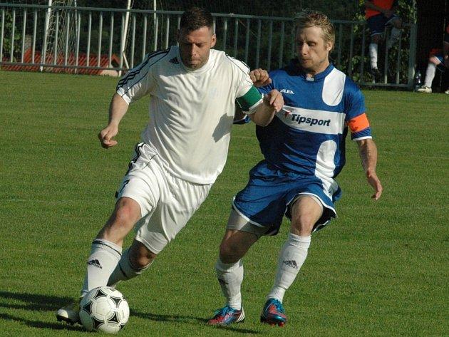 FC JISKRA MODRÁ - ilustrační foto.