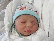 Šimon Kroutil se narodil se 26. září v liberecké porodnici Lucii Kroutilové z Varnsdorfu. Vážil 2,67 kg a měřil 47 cm.
