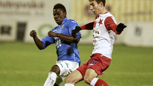 MAREK KODR (vpravo) posílí FK Varnsdorf.