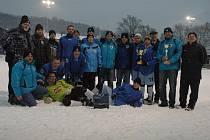 ZLATÝ HATTRICK. Fotbalisté Vilémova vyhráli fotbalový turnaj O pohár města Děčína.