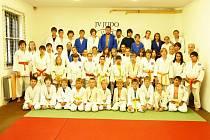 JUDISTÉ JV Judo Rumburk při DDM zakončili sezónu. Klub začně trénovat až v polovině září.