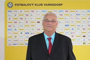 VLASTIMIL GABRIEL - sportovní ředitel FK Varnsdorf.