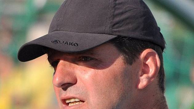 PAVEL HRADISKÝ má na starosti mládež FK Varnsdorf.
