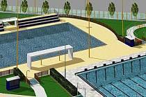 Nový děčínský bazén