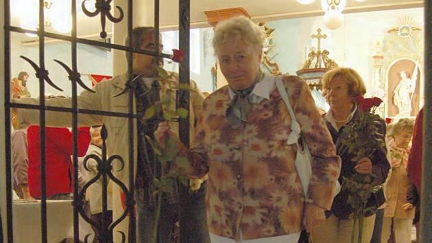 Rodáci z Bukoviny se sešli na sváteční mši.