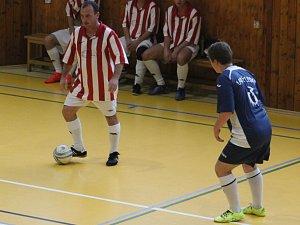 Sport sálová kopaná I. liga druhý turnaj