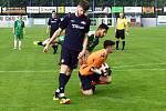 7:0! Vilémov (v zeleném) přejel Junior Děčín a zahraje si pohárové finále.